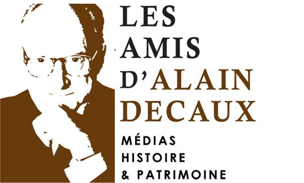 Logo amis d'Alain Decaux